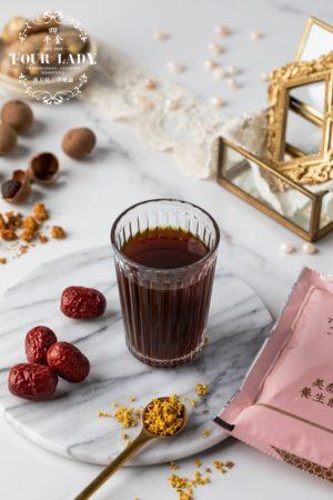 桂花桂圓紅棗茶(12入/盒)